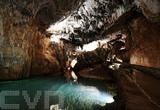 Dans la grotte de Valporquero à Leon, en Espagne, le 27 avril 2018. Photo: Xinhua/VNA/CVN