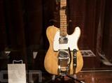 Une guitare emblématique du passage de Bob Dylan du folk à l'électrique s'est vendue 495.000 dollars à New York. Photo: AFP/VNA/CVN