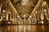 La galerie des Glaces du château de Versailles. Photo : AFP/VNA/CVN<br />