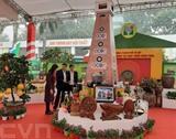 Le ministère de l'Agriculture et du Développement rural et le Comité populaire de Hanoï ont ouvert le 14 décembre la première édition du Festival de produits agricoles et villages de métiers de Hanoï.