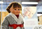 Une poupée Petitcollin dans l'atelier de fabrication à Etain, dans la Meuse. Photo : AFP/VNA/CVN<br />