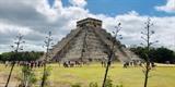 Des centaines de vestiges de très grande valeur ont été retrouvés dans une grotte située sur le site maya de Chichen Itza, dans l'État du Yucatan au Mexique. Photo: AFP/VNA/CVN<br /> <br />