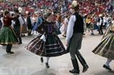 La fête des danses populaires de Hongrie. Photo: Xinhua/VNA/CVN