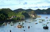 L'archipel de Cat Bà, ville portuaire de Hai Phong (Nord), a été reconnu en 2004 par l'UNESCO comme Réserve mondiale de biosphère. Photo: An Dang/VNA/CVN<br /> <br />