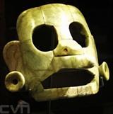 La Belgique restitue au Guatemala un masque maya vieux de plus de mille ans. Photo : AFP/VNA/CVN