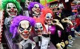 Des déguisements d'Halloween à Alhambra, en Californie, le 9 septembre. Photo : AFP/VNA/CVN