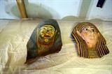 Les autorités égyptiennes ont dévoilé le 17 janvier au public de nouveaux trésors archéologiques dans la nécropole de Saqqara, au sud du Caire. Photo : Xinhua/VNA/CVN<br /> <br />