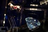Un cristal Swarovski au musée Swarovski Crystal Worlds, le 27 octobre 2020 à Wattens, en Autriche. Photo : AFP/VNA/CVN