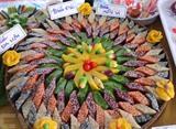 Un plateau de gâteaux traditionnels vietnamiens. Photo : Huỳnh Anh/VNA/CVN
