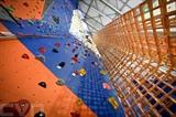 Quatre scouts ont bâti la plus haute tour de Kapla du monde, le 26 juin à Mulhouse. Photo : AFP/VNA/CVN