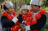 Les femmes Dao Do en costumes traditionnels à Tuyên Quang (Nord). Photo : VNA/CVN