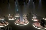 L'exposition des chaises médaillon de Dior à l'occasion du Fuorisalone 2021 au Palazzo Citterio à Milan, le 4 septembre 2021. Photo : AFP/VNA/CVN